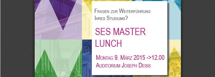 Master Lunch 2015!...