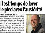 Article Madiès
