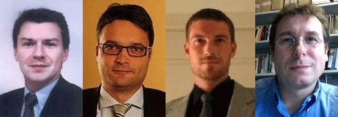 Nouveaux professeurs à la faculté