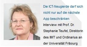 Prof. Teufel Stephanie
