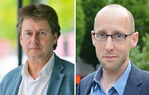 Eichenberger et Marco Portmann
