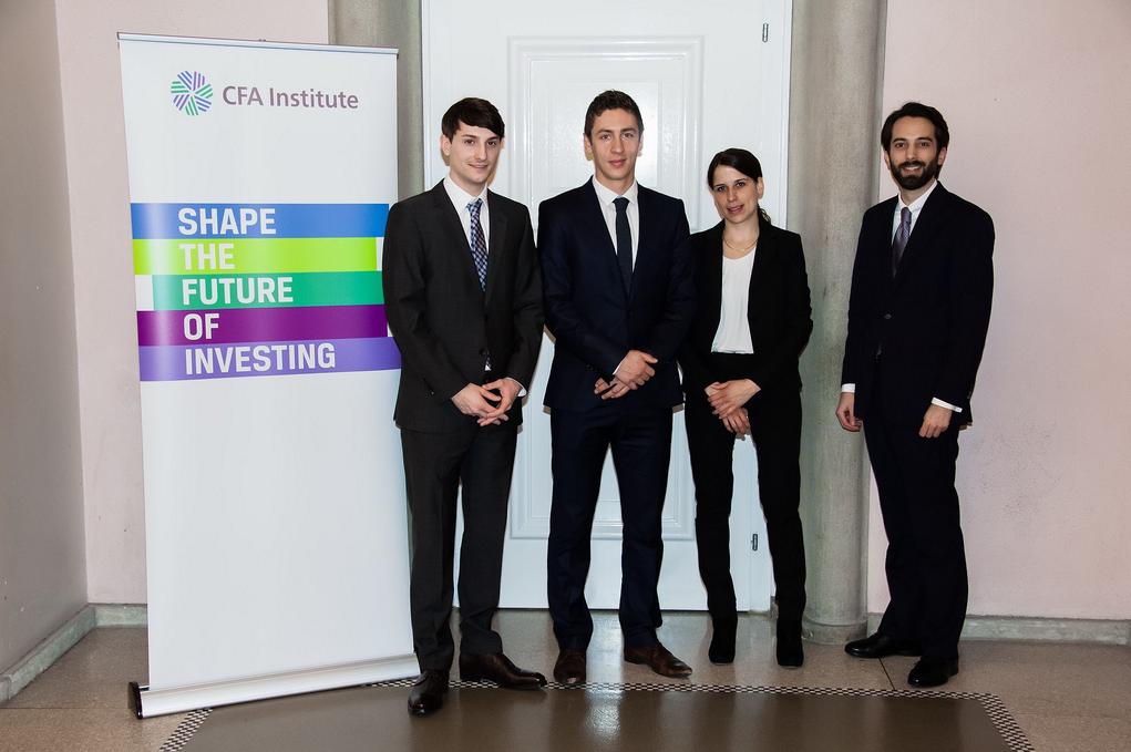 Erfolg am CFA Research Challenge
