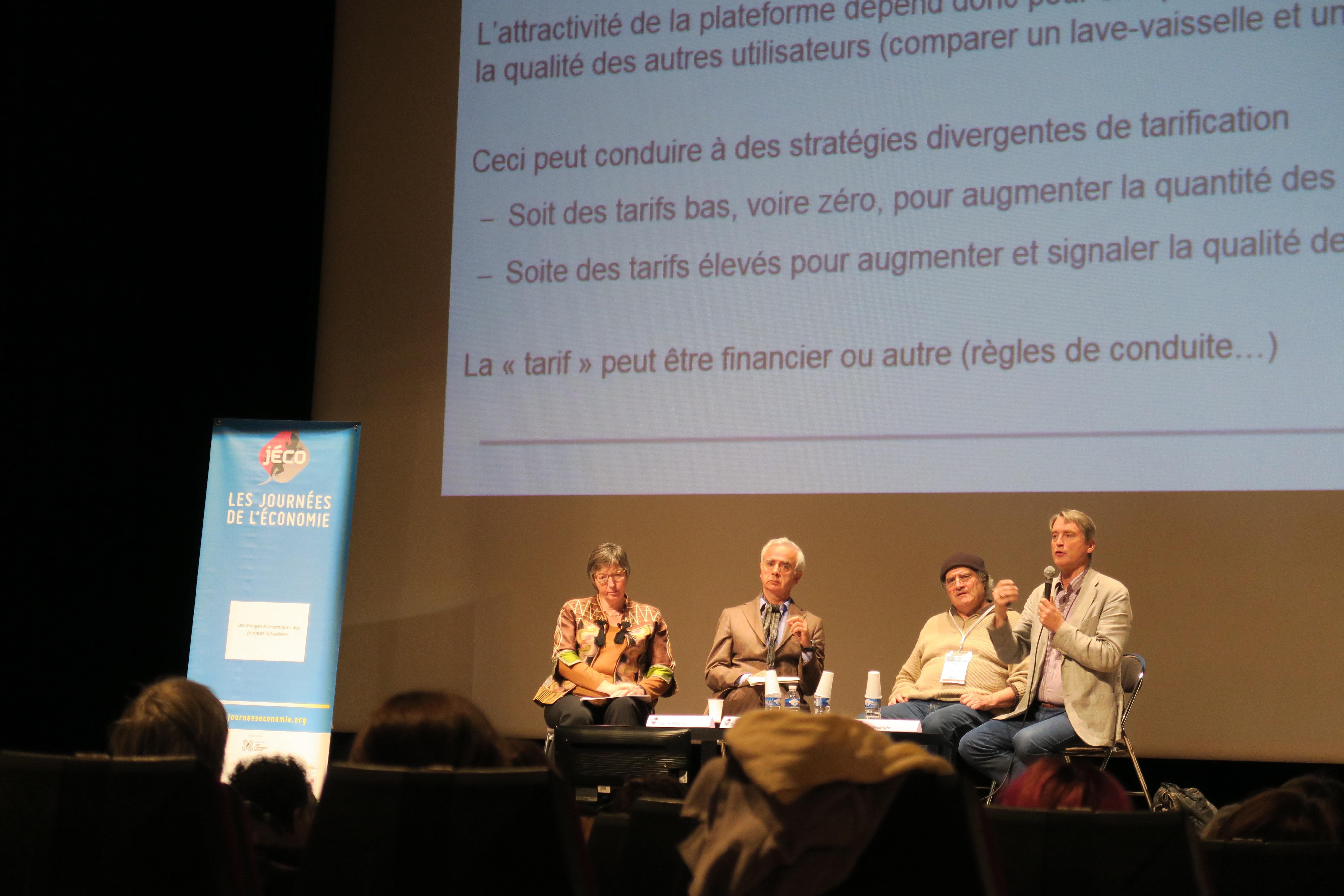 Journées de l'économie à Lyon