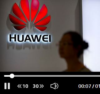géant chinois Huawei