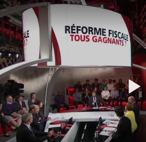Réforme fiscale et le financement de l'AVS (RFFA)