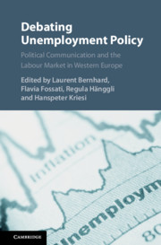 Shaping the Debate on how to Fight Unemployment